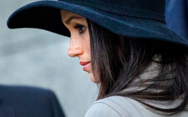 Meghan Markle Confirms Dad Won't Attend Wedding