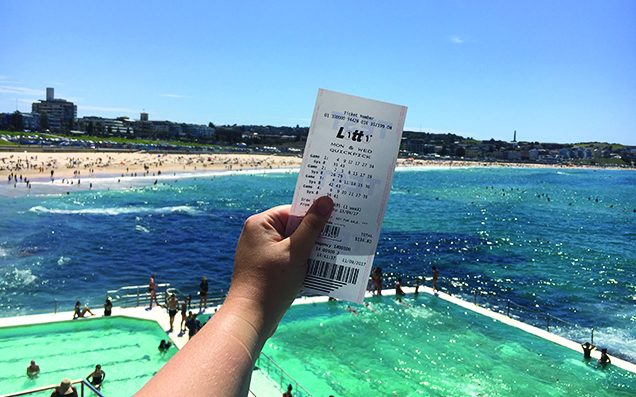 Bondi Man Wins Lotto Twice In A Week Still Can't Afford To Buy A House There