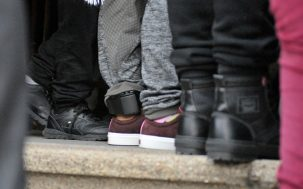 That Telstra Outage Also Conked Out A Bunch Of Crims' Ankle Monitors