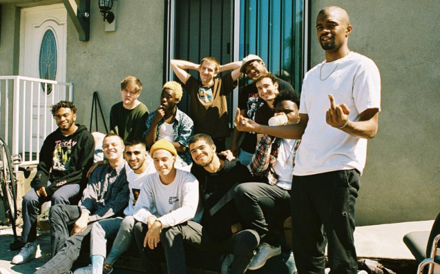Brockhampton's Ameer Vann removed from group following abuse allegations
