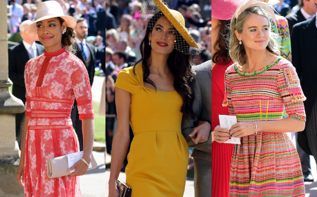 The Best Fashion Looks You Can't Afford From The V. Rich Royal Wedding Guests