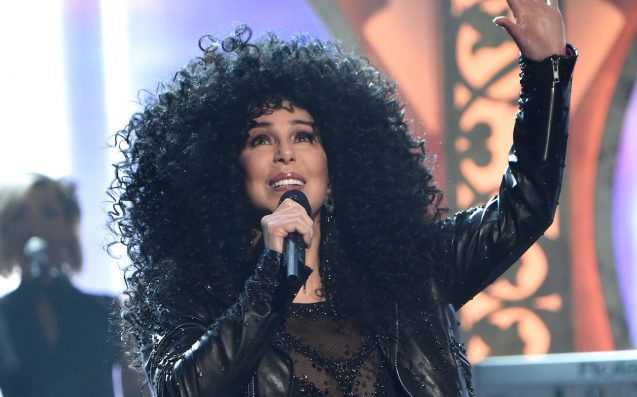 Cher announces 2018 Australian tour