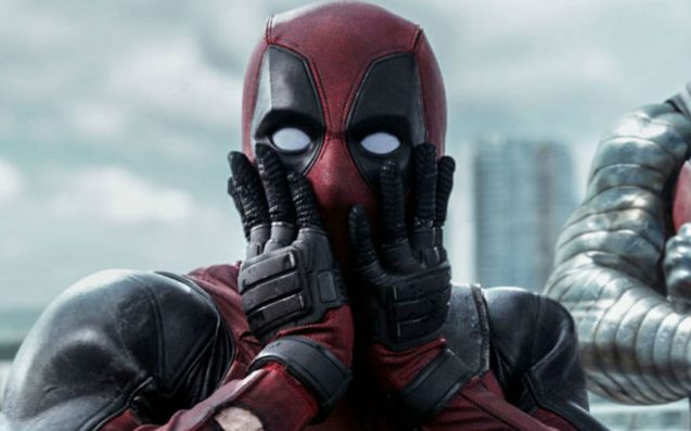 Ryan Reynolds' Messed Up 'Deadpool 2' Face Scared His Baby Daughter Shitless
