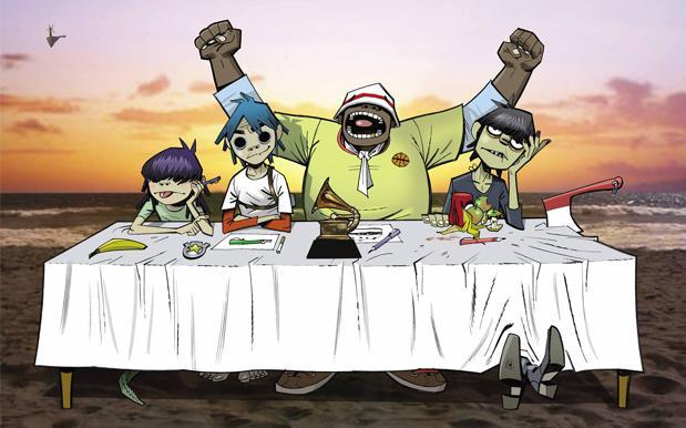 Gorillaz Announce Release Date For Surprise New Album 'The Now Now'