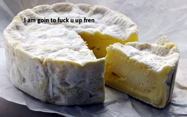Old People Are Reportedly Getting High By Wrapping Their MDMA In Brie Cheese