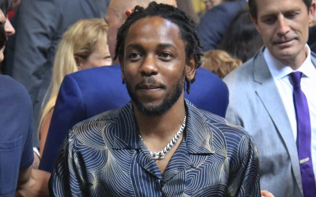 Kendrick Lamar Accepts His Pulitzer Prize: 'It's an Honor'