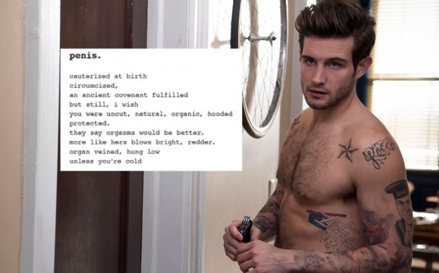 Is Nico Tortorella's 'Younger' Acting Better Than His Dick Poetry? An Investigation