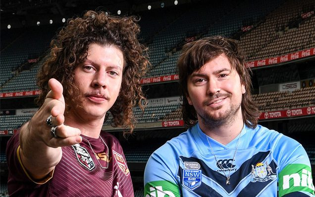 The NRL Taps Peking Duk To Play Pre-Game At State Of Origin 1