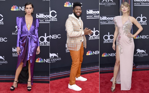 Extremely Good & Extremely Batshit Fashion From The 2018 Billboard Music Awards