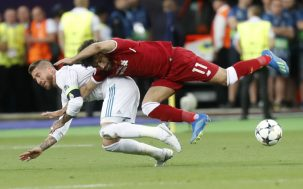 The European Judo Union Has Thoughts On *That* Champions League Final Tackle