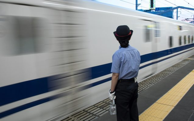 Japanese Train Company Issues Public Apology For Departing 25 Seconds Early