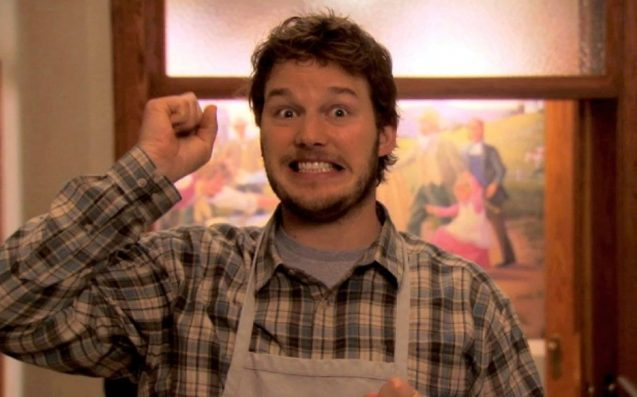 Chris Pratt Says He'd Be Up For A 'Parks & Rec' Reboot So Yes Please