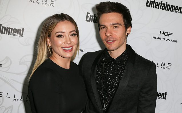 Hilary Duff Announces She's Expecting a