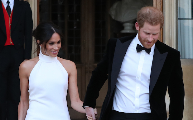 Meghan Markle & Prince Harry's Royal Wedding Will Soon Be Available On DVD