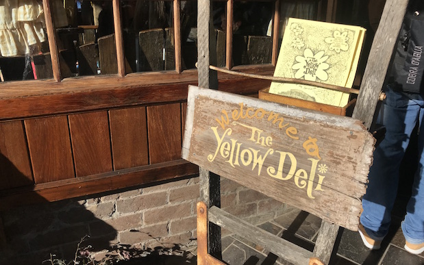 We Went To The Yellow Deli, That Cafe In The Blue Mountains Run By A Cult
