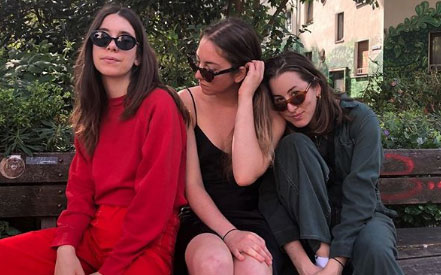 Haim Were Paid 10 Times Less Than a Male Festival Act
