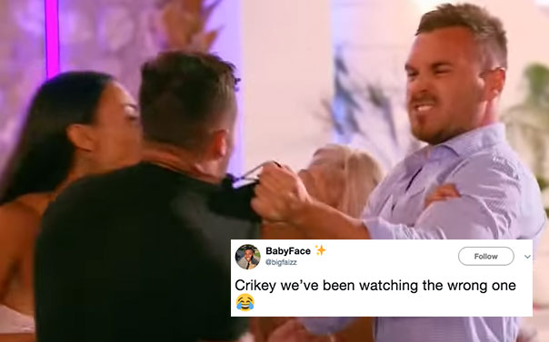 British Fans Admit Our 'Love Island' Tops Theirs After Last Night's Barney