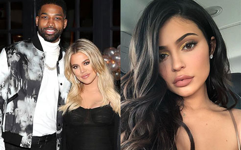 Khloe Kardashian and Tristan Thompson Return to LA With Baby True