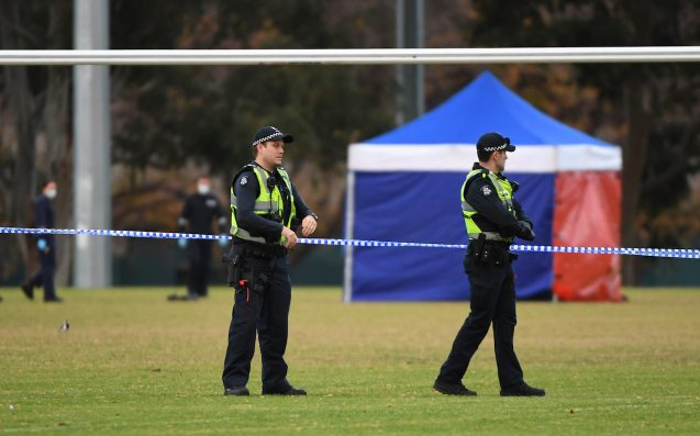 Melbourne park murder sparks safety audit