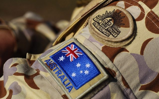 Leaked picture of Australian soldiers flying Nazi swastika in Afghanistan sparks scandal