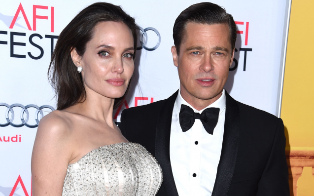 A Court Has Ordered Angelina Jolie To Allow Brad Pitt Access To Their Six Kids
