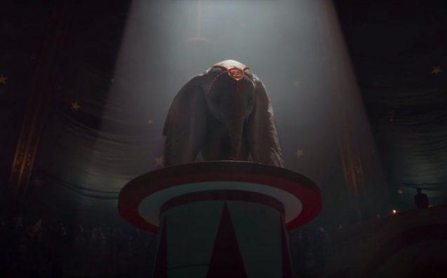 Behold The Lush First Teaser Trailer For Tim Burton's Live-Action 'Dumbo'