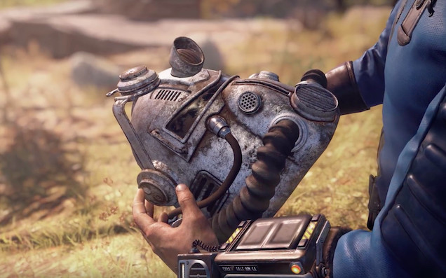 Bethesda's Todd Howard Gave Us The Scoop On How 'Fallout 76' Will Work