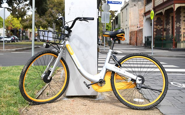 OBikes Are Leaving Melbourne