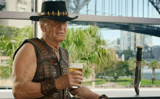 STREWTH: Paul Hogan's Returning To Cinemas In 'The Very Excellent Mr Dundee'