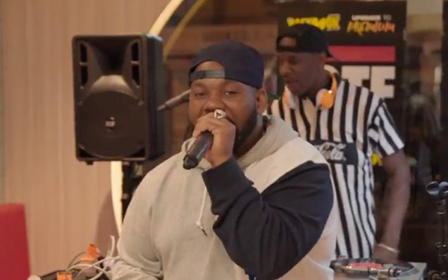 Raekwon Played A Tiny Secret Show At A Lord Of The Fries In Melbs Last Night