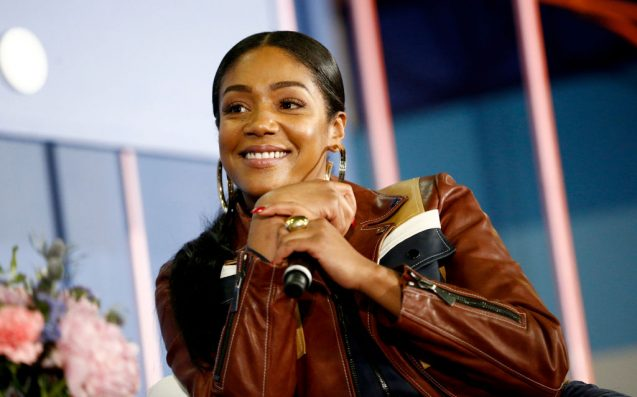 Tiffany Haddish Reveals Who Really Bit Beyonce In Hollywood Reporter Cover