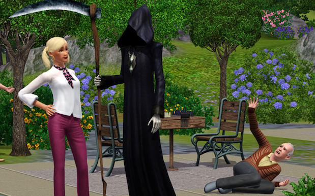 Please Read These Absolutely Bizarre & Hilarious 'The Sims' Death Stories