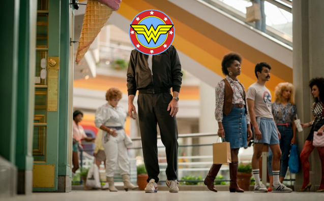 The First Images From 'Wonder Woman 2′ Actually Include A Big Ol' Spoiler