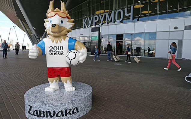 Ranking Every Official FIFA World Cup Mascot By How Much They Fuck